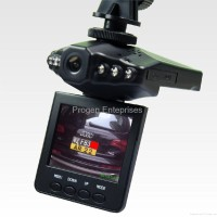 HD DVR Car Camera HD Recorder 6 IR LED 2.5 Inch TFT Color LCD
