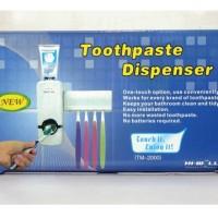 Dispenser odol / alat keluar odol otomatis / toothpaste dispenser