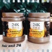 Hair Mask 24k / Masker Rambut 24k