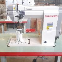 Golden Wheel - Single Needle Postbed / Jarum 1 Mesin Jahit Ms Tinggi
