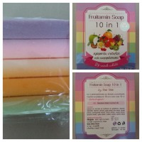 Fruitamin Soap By Wink White (100 GM)