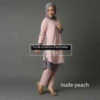 Grosir Busana Muslim / Baju Wanita / Baju Murah / Baju Terbaru / Kioka