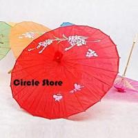Payung Tradisional Jepang Model Tongkat / Stick