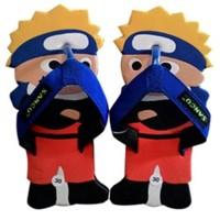 SANCU (SANDAL LUCU) NINJA BOY Size 38 & 36 L Sancu Naruto