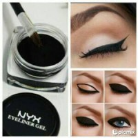 nyx eyeliner gel