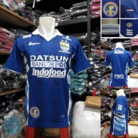 Jersey PERSIB Biru Full Sponsor 2016 league