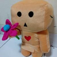 harga boneka Danbo atau Danboru Danbooru Danboard Jepang kado Japan Tokopedia.com