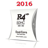 R4 / R4i Dual Core 2016 + 8GB Full Games NDS (Support 3DS DSi FW 10.5)