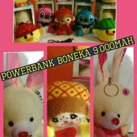 harga Powerbank boneka 9000mah / powerbank karakter / powerbank boneka Tokopedia.com