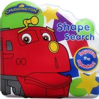 Squeaky Bath Book Chuggington Shape Search (BATH-SQ-CHUG)