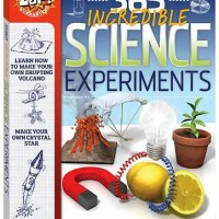 Zap! 365 Incredible Science Experiments (ZAP-365SCIE)
