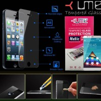Antigores Kaca Bening Ume Tempered Glass Screen Guard Infinix Note 2