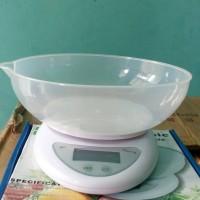 Timbangan Dapur /Kue /Roti / Digital dan Unik Electroic Kitchen Scale