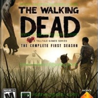 PSVita The Walking Dead Season 1 - A TellTale Games Series R1