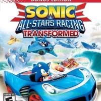 PSVita Sonic and All-Stars Racing R1