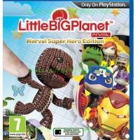 PSVita LittleBigPlanet Marvel Superhero's Edition R1