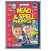Koleksi CD Software Belajar Phonics, Grammar, English Wajib Punya
