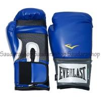 Everlast Sarung Tinju / Boxing Glove / MMA / Muaythai Biru
