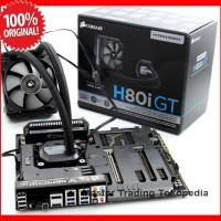 Corsair Hydro Series H80i GT Liquid CPU Cooler