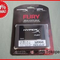 Kingston SSD HyperX Fury SHFS37A-120G 120GB SATA3