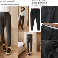passion pants (Black,Gray) S,M,L - 20942