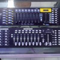harga Mixer Lighting Dmx 192 Tokopedia.com