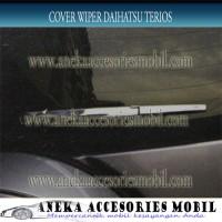 Cover / Garnish Wiper Belakang / Rear Wiper Chrome Daihatsu Terios