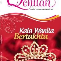Kala Wanita Bertakhta, Majalah Muslimah Qonitah Ed. 15