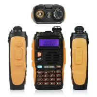 Radio Ht Baofeng Gt 3 Mark lll 8 Wat Dual Band Waterfroop