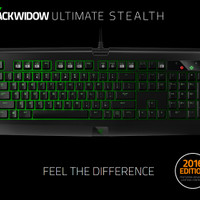 Keyboard Razer Blackwidow Ultimate Stealth 2016