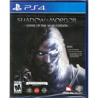 [Sony PS4] Middle-earth: Shadow of Mordor - Game Of The Year Edition