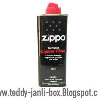 Refill zippo 125ml