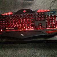 Fantech K7M Professional Multimedia Gaming Keyboard