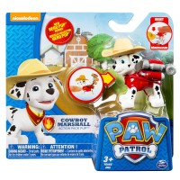 Paw Patrol Action Pack Pup Cowboy MARSHALL (3 +)