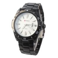 Jual Curren 8110 Casual - Sytle Watch (Jam Tangan Sportif) Hitam Putih Murah