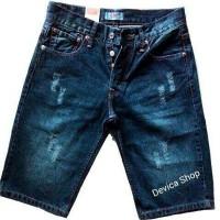 Celana Jeans Pendek Levi's 501 Import