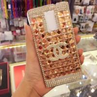 rose gold channel diamond case oppo xiaomi redmi note 1 2 3