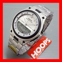 Jam Tangan Hoops original tanpa garansi tahan air dual time