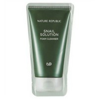 NATURE REPUBLIC Snail Solution Foam Cleanser Sample (Sachet)