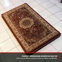 Karpet Import Iransyah 80x150cm - Motif 2 Red