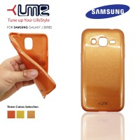 UME Thin Gold Case  SAMSUNG GALAXY J SERIES