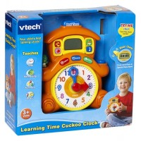 Vtech Learning time cuckoo clock