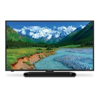"Sharp 32"" TV LED Aquos LC-32LE265 USB Movie Hitam"