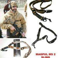 TALI SANDANG SENAPAN ANGIN / tali sandang air soft guns
