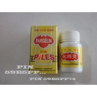 Fargelin for piles obat herbal china untuk wasir / ambeien