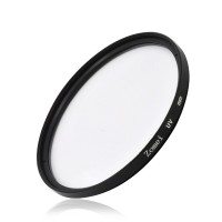 Filter Lensa Kamera MC-UV 52mm ZOMEI General Camera Lens Filter- Black
