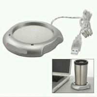 Jual Alat Pemanas / Penghangat Kopi Elektrik USB / Coffe Cup Warmer Heater Murah