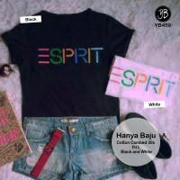 Kaos / Tee / T -shirt / Fashion / Kaos ESPRIT