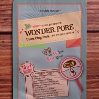Etude House Wonder Pore Ultra Clay Pack