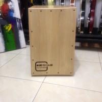 harga drum acustikan Cajon mini non elektrik baru Tokopedia.com